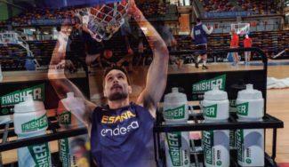 Víctor Arteaga: «Los compañeros me hablaron de Finisher en la selección y decidí probarlo. Un acierto»