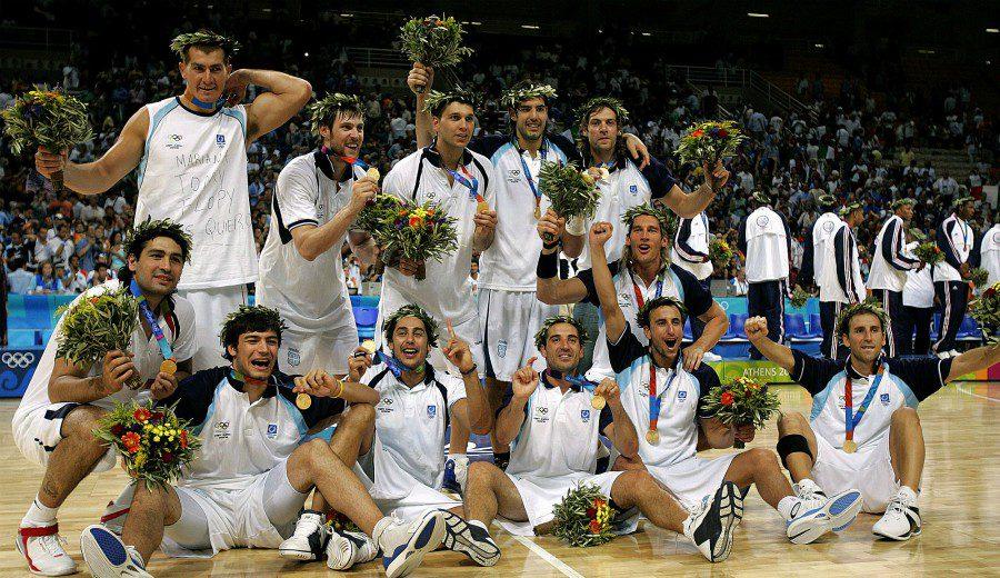 La generación dorada del baloncesto argentino y su oro olímpico están de aniversario
