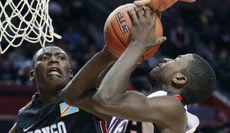 El día que Bismack Biyombo asombró a la NBA en el Nike Hoop Summit