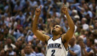 La historia más heroica de la carrera de Derek Fisher en la NBA