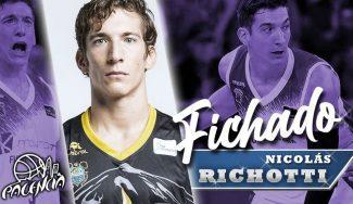 Nico Richotti, fichaje estrella de un Palencia que se ha reforzado bien
