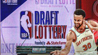 Sorteadas las posiciones en la Lotería del Draft: Warriors sonríen, Knicks y Cavs los derrotados…