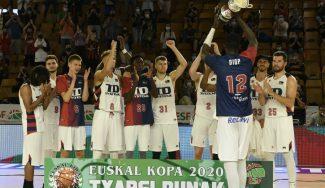 Amistosos Liga Endesa: victoria del Baskonia con público y triunfo del Barça