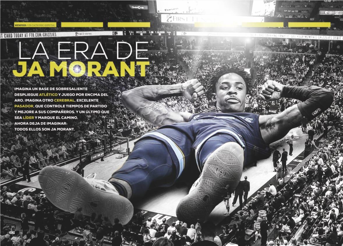 'La era de Ja Morant': La tremenda historia del nuevo 'Rookie del Año', por Andrés Monje