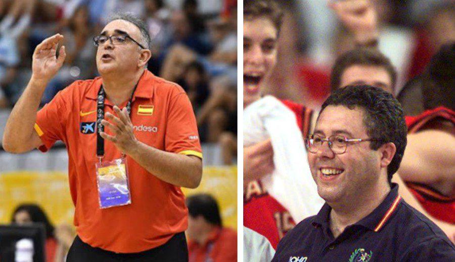 Historia del basket español: El bonito e inédito récord de estos dos míticos entrenadores
