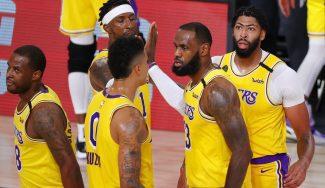 Los Lakers ganan en playoffs: primer triunfo desde 2012. ¿Qué ha pasado en la jornada?