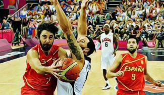 5 detalles clave del histórico España-Estados Unidos, final olímpica de 2012
