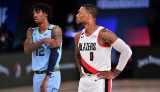 Llega el play-in: Blazers-Grizzlies, horario y TV, cómo y dónde ver