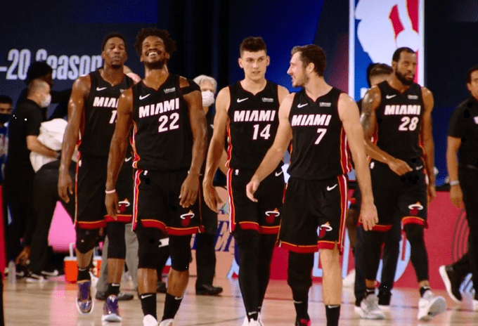 Miami ya está en las Finales del Este pero Butler no está satisfecho. Sus palabras… (Vídeo)