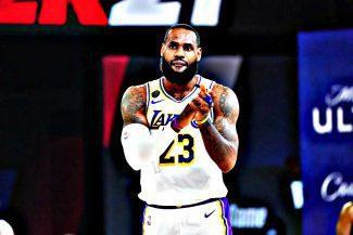 Los Lakers se colocan por delante: Rondo brilla en el último cuarto y LeBron ya es historia de Playoffs