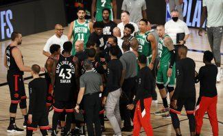 Un duelo de otra época: Los Raptors llevan la serie al séptimo en un épico y agotador partido